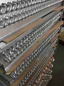 Izmjenjivači topline za hlađenje Bakar - Aluminij/Cu - Al