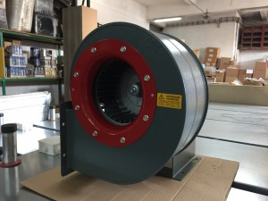 Centrifugalni ventilator - MORO
