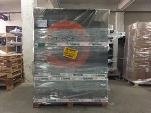 Centrifugalni ventilator - MORO (za lakirnicu u Ex-ATEX izvedbi)