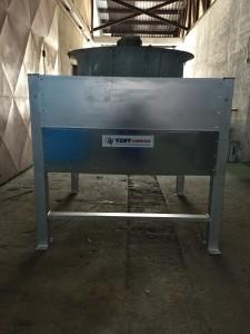 Rekonstrukcija chillera s vodene varijante na suhu