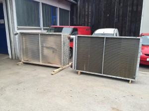Uzorci prema kojima su napravljeni novi lamelni izmjenjivači topline Bakar - Aluminij/Cu - Al