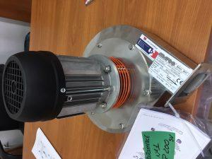 INOX Centrifugalni ventilator MORO