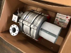 Centrifugalni ventilator visokog tlaka - MORO