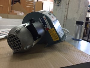 Centrifugalni ventilator - MORO malih dimenzija