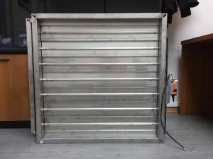 Žaluzija na elektromotorni pogon od INOX - a