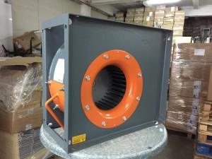 Kompaktni centrifugalni venitlator za visoku temperaturu - MORO
