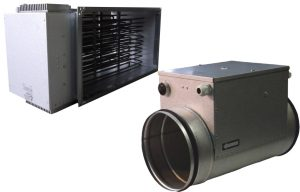 Kvadratni & Cijevni električni grijači zraka
