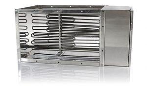 Kvadratni električni grijači zraka